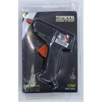Pistola encolar c/gatillo 10 w