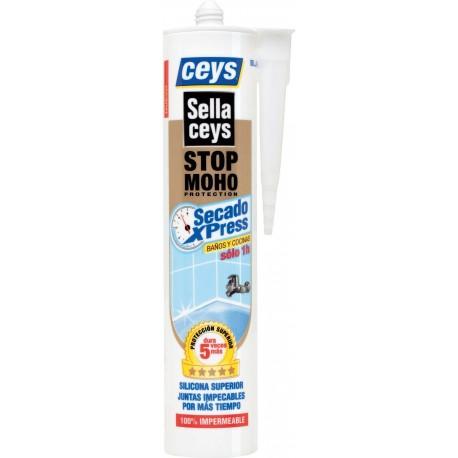 Silicona Acida Co/Bañ S/R Bl Stopmoh Xp Ceys 280 Ml