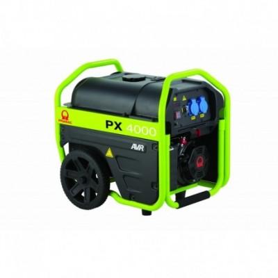 Generador Gas. Motor Pramac...