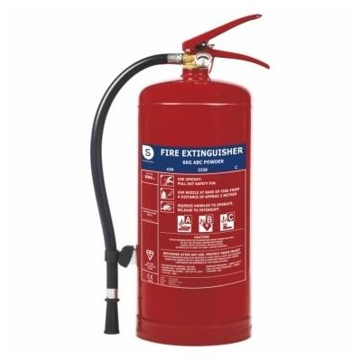 Extintor Incendios 6Kg...