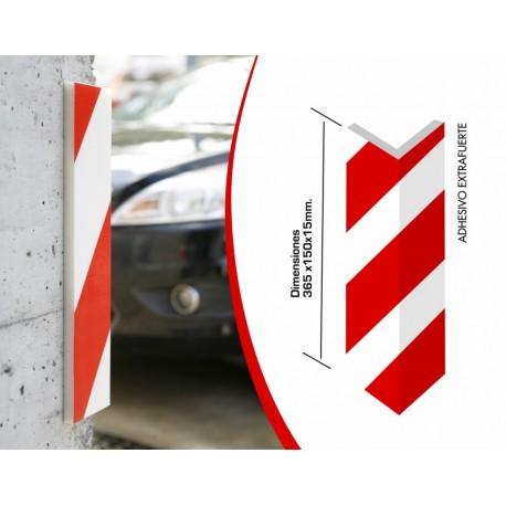 Protector cantonera parking .