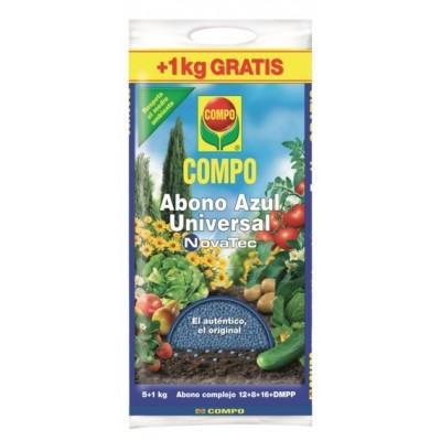 Abono Plant Solido Compo Az...