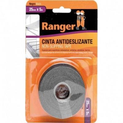 Cinta antideslizante 25mmx15mt