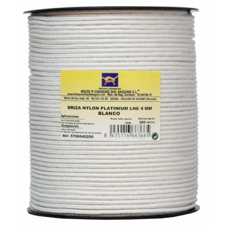 Cuerda nylon trenzada 4mm
