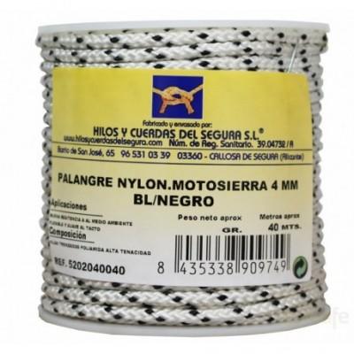 Cuerda nylon helic.