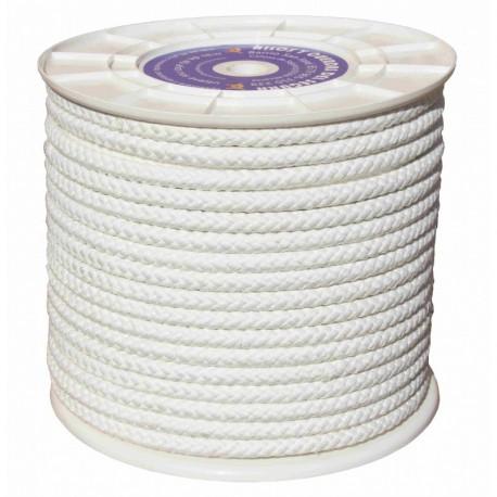 Cuerda nylon trenz.