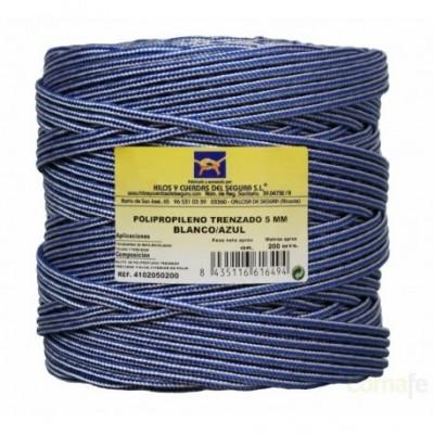 Cuerda fijacion trenzada 5mm