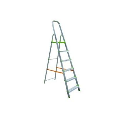 Escalera domestica 6 peldaños