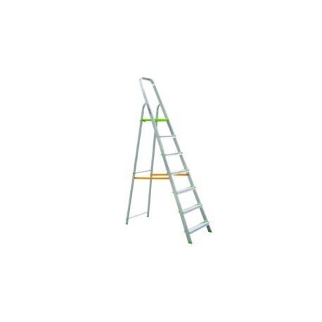 Escalera domestica 7 peldaños