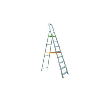 Escalera domestica 8 peldaños