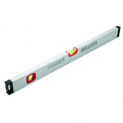 Nivel aluminio tubular 40cm