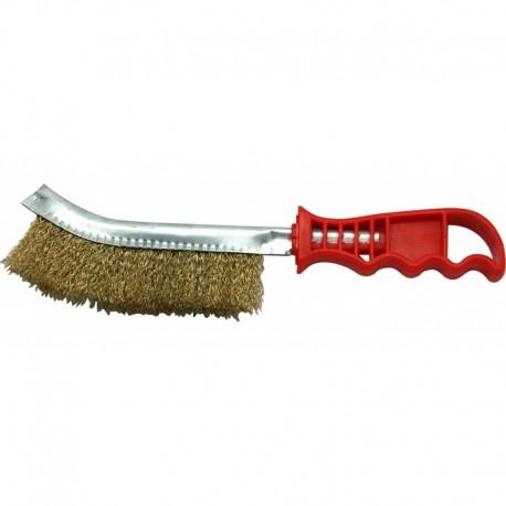 Cepillo manual alambre acero