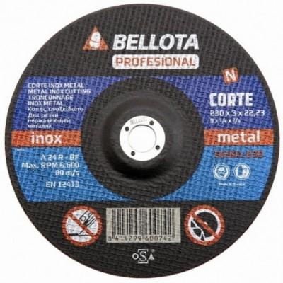 Disco corte metal 230mm