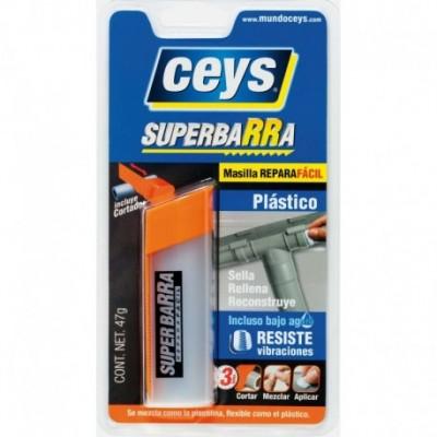 Reparador epoxi plasticos ceys