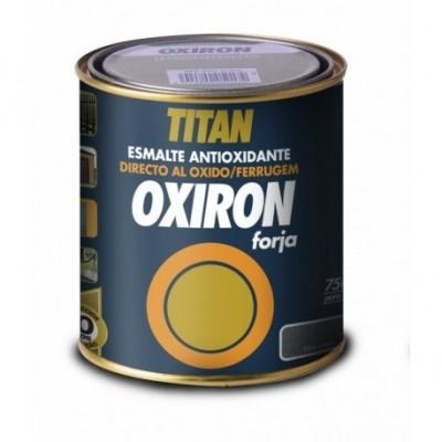 Esmalte antioxidante negro