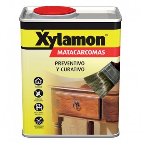 Matacarcomas 750 ml. xylamon .