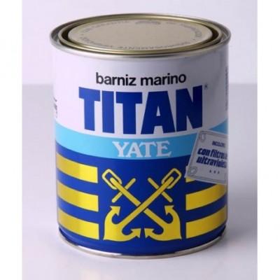 Barniz madera yate titan