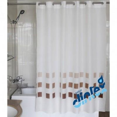 Cortina baño dintex anilla...
