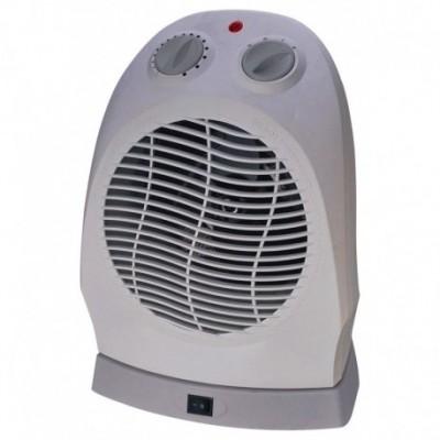 Calefactor vertical oscilante