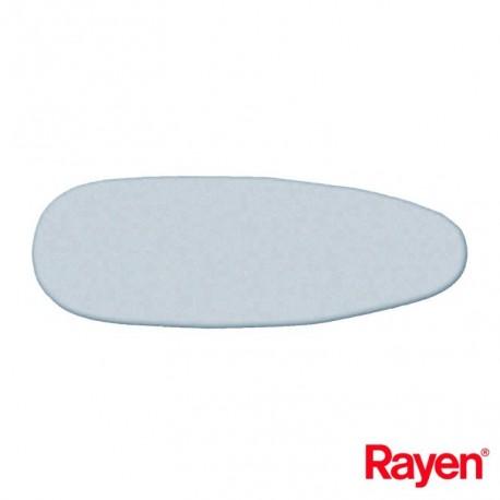 Funda mesa plancha met. 115 x 38 cm.