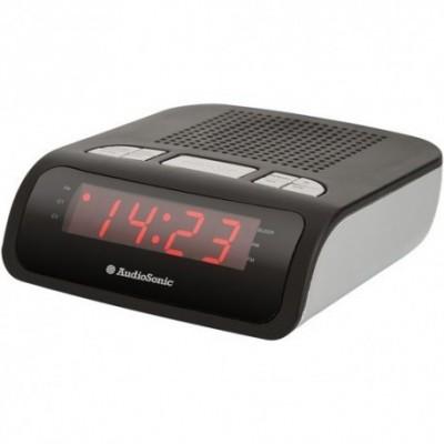 Radio portatil reloj...