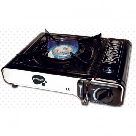 Cocina portatil a gas