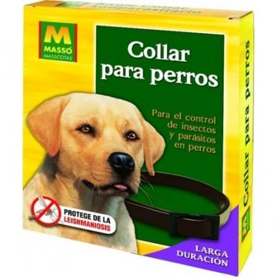 Collar perro antiparasitario