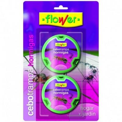 Cebo hormigas flower 2 piezas