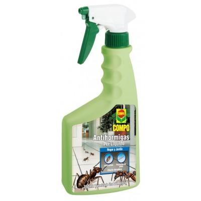 Insecticida hormiga