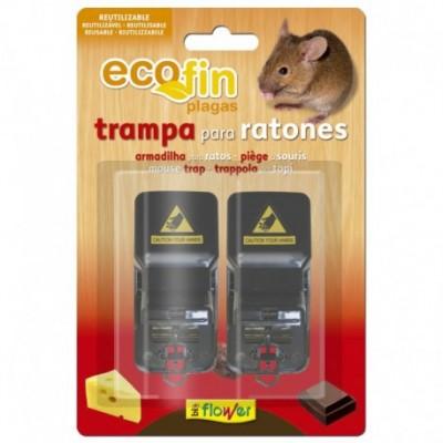 Trampa ratones mecanica