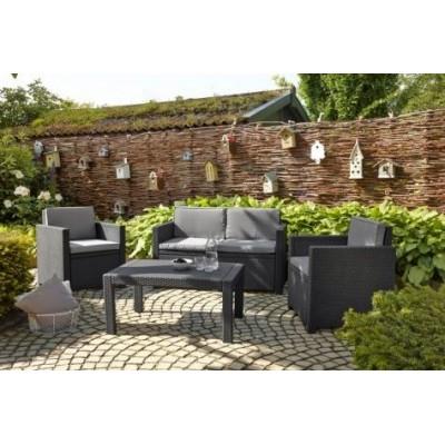 Conjunto jardín 4 piezas...