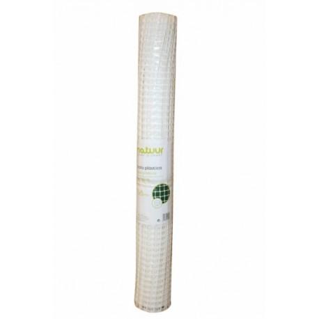 Malla protección blanca 18x20mm 5metros