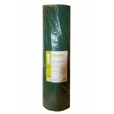 Malla protección verde 18x20mm