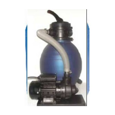 Equipo filtracion 0,35 hp