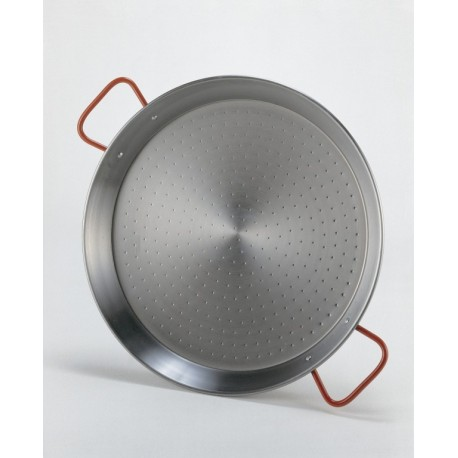 Paellera valenciana 30 cm. 4 pl.