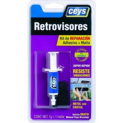 Adhesivo retrovisores