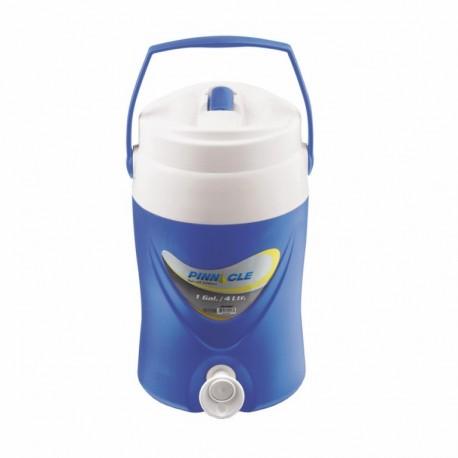 Termo liquidos 4 lt azul con grifo