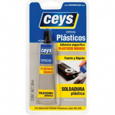 Plasticceys 30 ml.